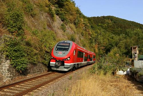 dbregio rb52 volmetalbahn pesa link pesalink deutschebahn sauerland triebzug hagen hagendelstern