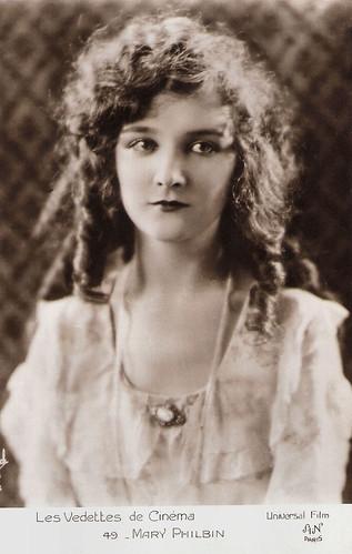 Mary Philbin
