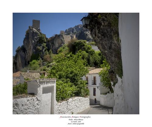 19 Julián Grangantilla - Brisas Blancas. La Iruela (Jaén)   by Asociación Amigos Fotografos