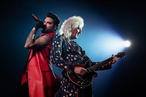 Adam Lambert + Queen
