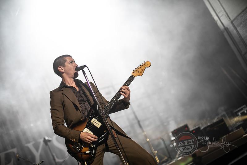 Arctic Monkeys | 2018.08.01
