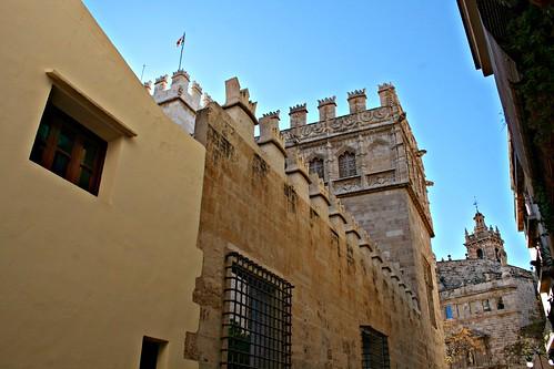Lonja de la Seda - València