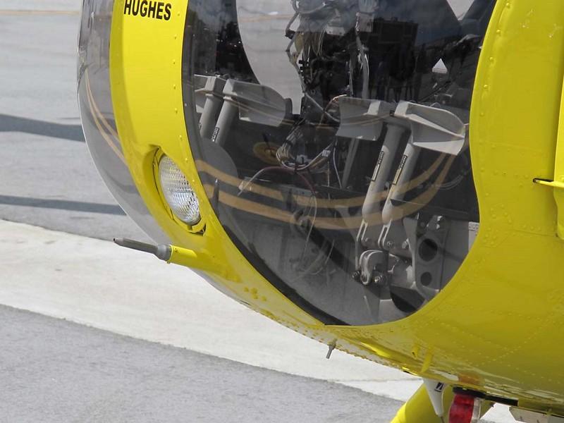 Hughes OH-6A Cayuse 2