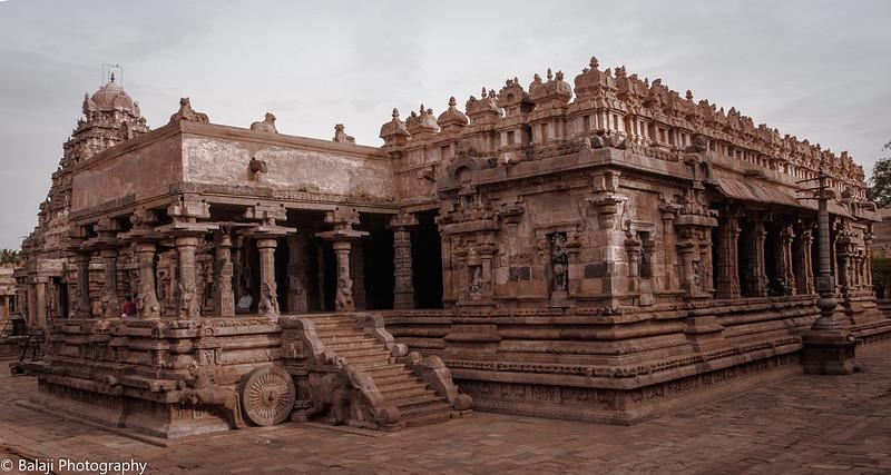Darasuram Temple - UNESCO Heritage Monument