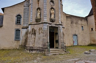 Notre Dame du Refuge, Sarrance, Bearn | by thierry llansades