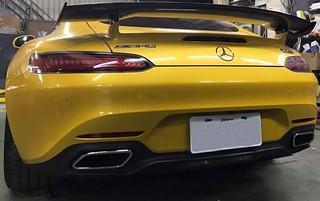 Mercedes Benz 190 GTS新車就來改裝 GT R 帥氣尾翼6 | by jintaiji