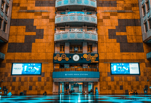 Taipei Main Station | by TheViewDeck