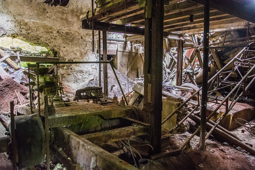 Lost Places: Die Ziegelei | by smartphoto78