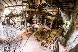 Lost Places: Die Ziegelei   by smartphoto78