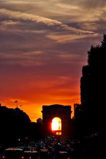 Coucher du Soleil | by PlatedPalate