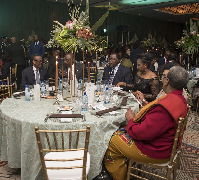 38th SADC Summit   Windhoek-Namibia, 17 August 2018