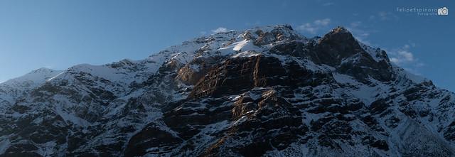 Cajon del Maipo I