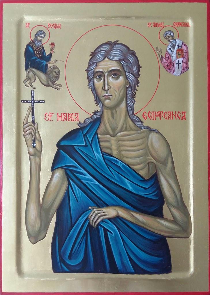 Sf. Maria Egipteanca | ilisim | Flickr