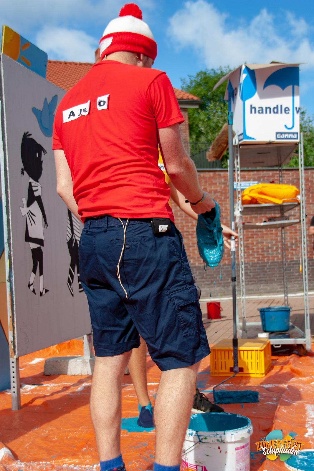 Buurman & Buurman helpen het Zomerfeest-30