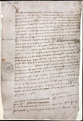 Letter from Queen Catherine Howard to Thomas Culpepper (SP 1/167)