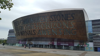 Cardiff circular walk via Cardiff Bay