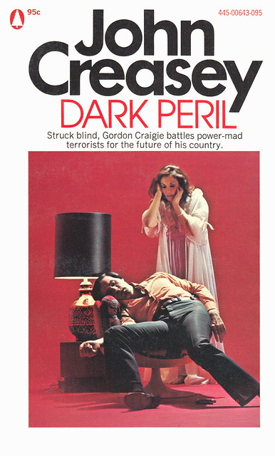 John Creasey - Dark Peril (Popular Library)