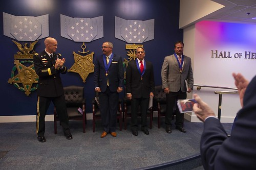 2018 Medal of Valor Ceremony Hall of Heroes   by doddtra
