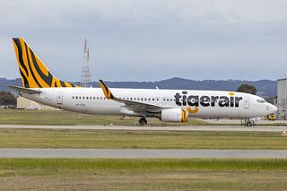 Tigerair Australia (VH-VOR) Boeing 737-8FE(WL) at Wagga Wagga Airport (2) | by Bidgee