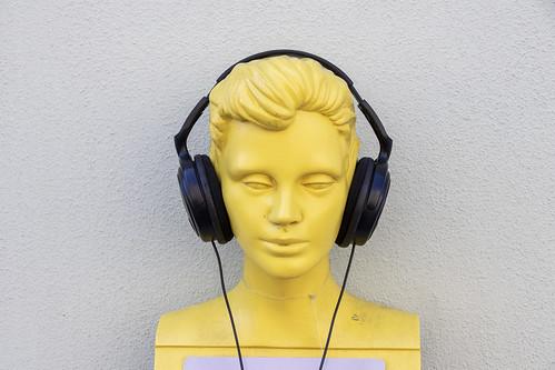 Headphones | by Dai Lygad
