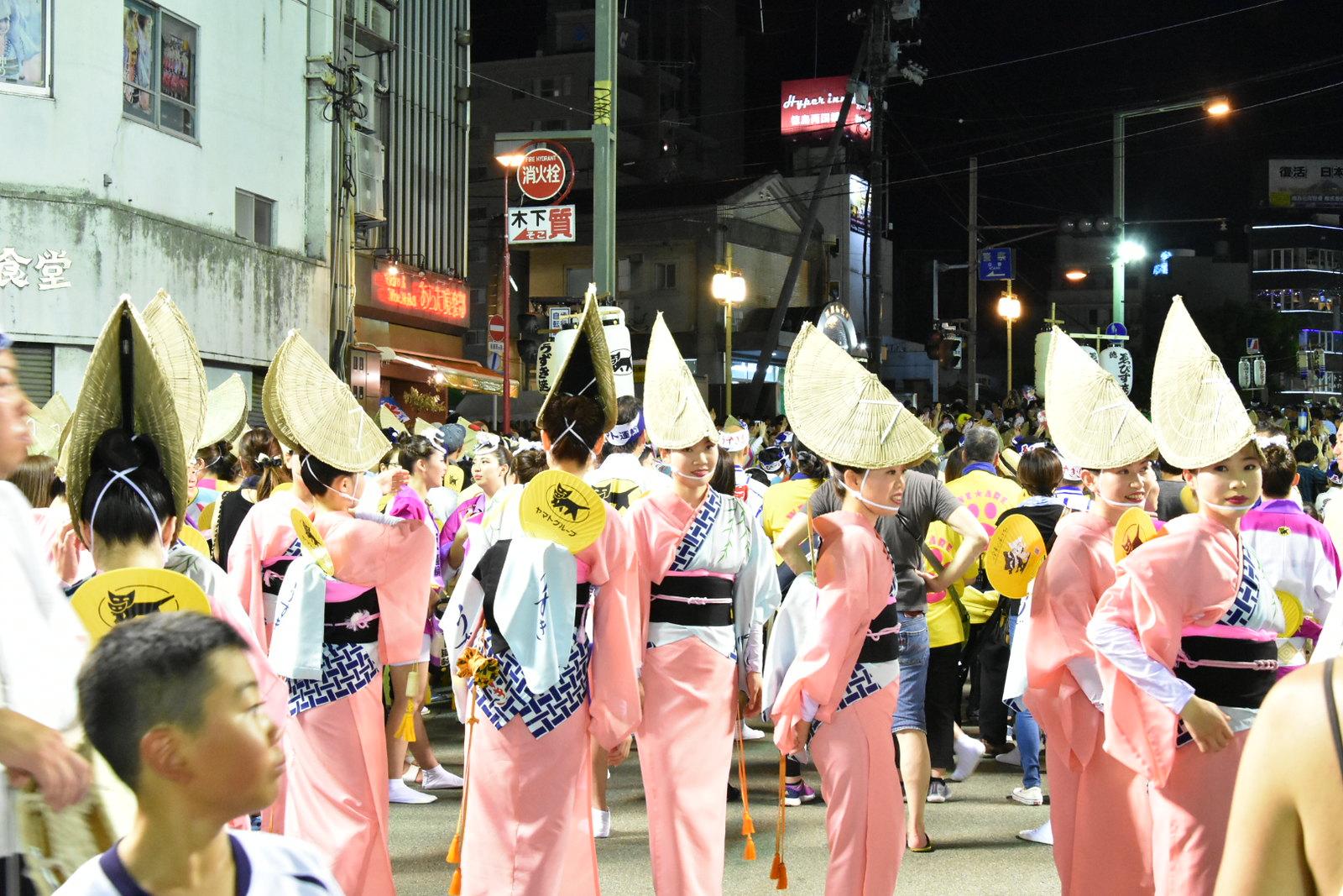 Tokushima - Awa-odori