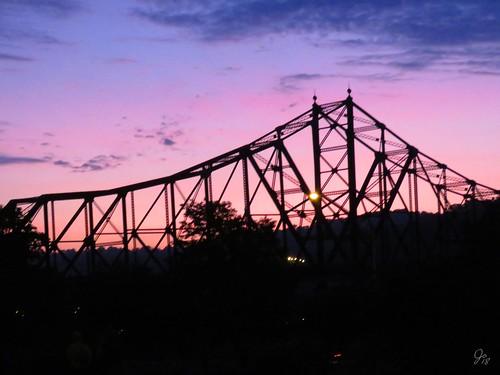 bellaire ohio oh sunrise