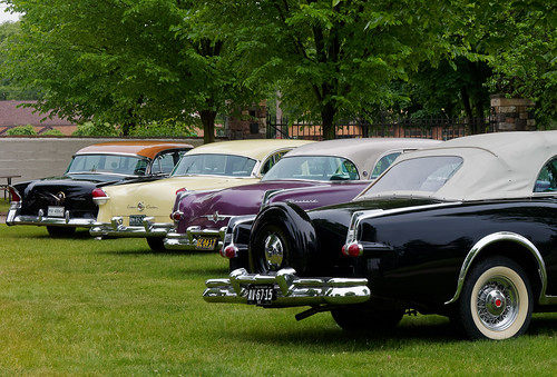 Packard Proving Grounds 2018 Cars 'R' Stars Car Show