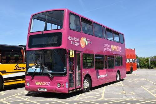 FX58CSO Stagecoach Mansfield 36058 | Flickr - Photo Sharing!