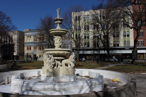 johnstown pennsylvania fountain