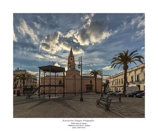 26 Plaza de España -  Villafranca de los Barros | by Asociación Amigos Fotografos
