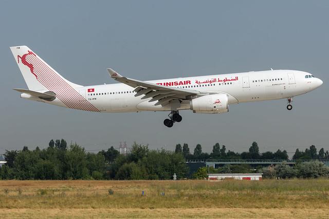 Tunisair / A332 / TS-IFM / LFPO