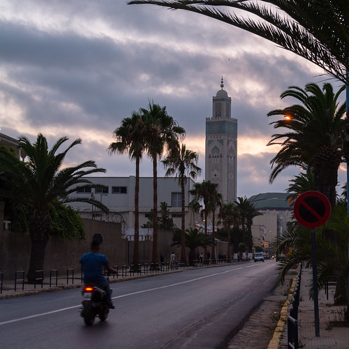 mosque in morocco | by JonathanIchikawa