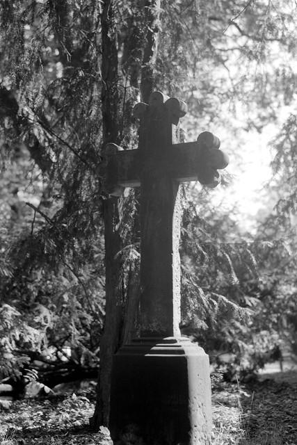 Cemetery Impression