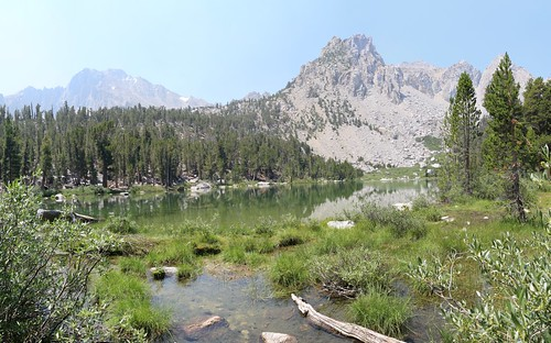 0078 Flower Lake on the Kearsarge Pass Trail | by _JFR_