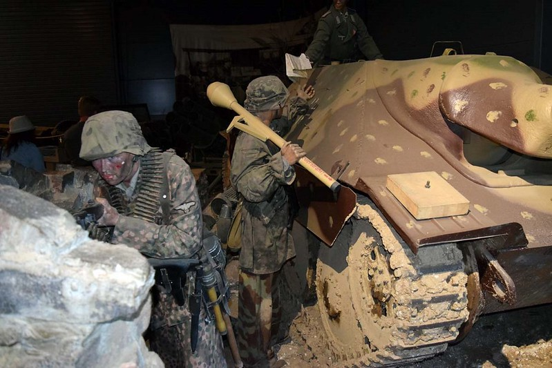Traqueurs Jagdpanzer 38(F) 6