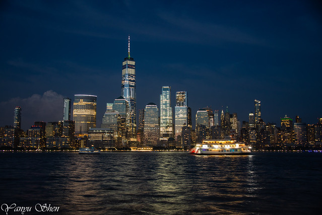 NYC at Blue Hour