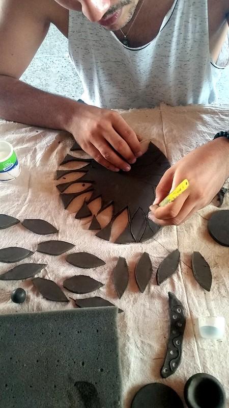 9 ceramica no cras Sobral