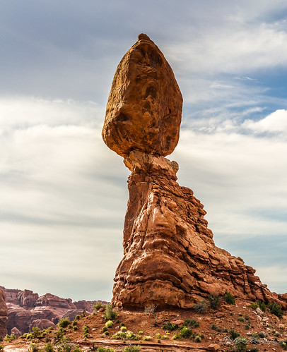 america archesnationalpark balancedrock blue clouds colors famousplace geologicformation green internationallandmark landmark landscape moab nature northamerica orange red rocks summer touristattraction travel traveldestination travelandtourism usa unitedstates utah desert