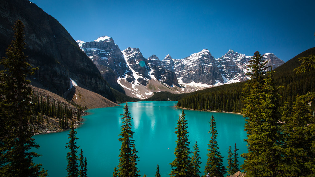 Moraine Lake, Banff National Park, Canada | Thanks for 2,000… | Flickr