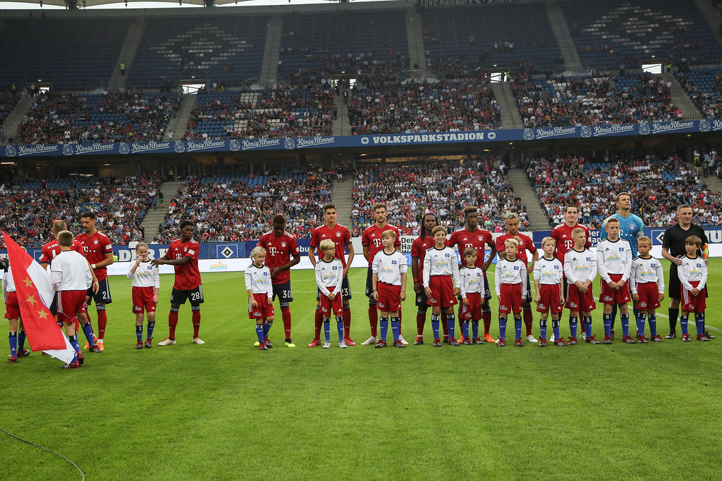 Hsv Bayern