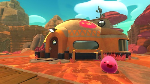 Slime Rancher | by PlayStation.Blog