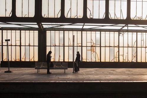 Bahnhof | by die Friederike