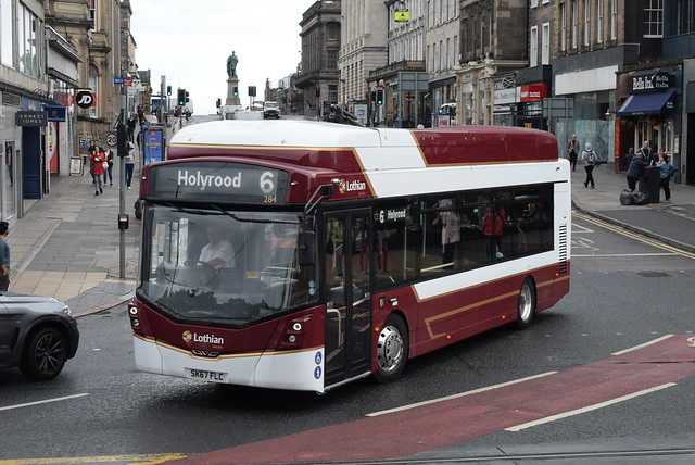 LB 284 @ Princes Street, Edinburgh