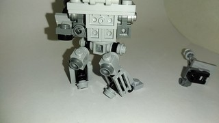 Masakari Warhawk legs back   by Artasid