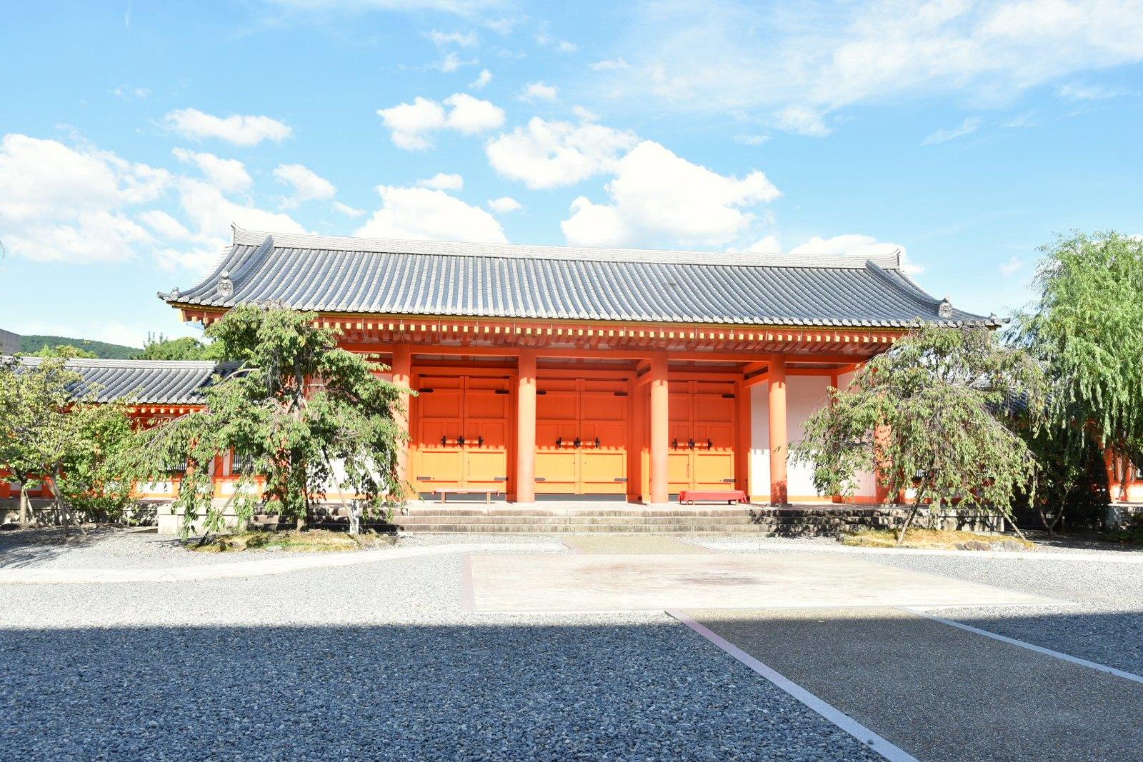 Kyôtô - temple Sanjûsangen-dô