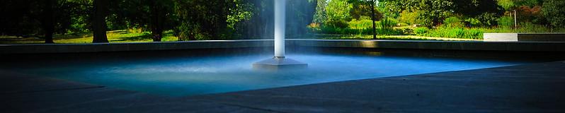 Erfrischung im Treptower Park
