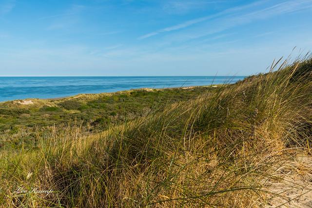 Burgh Haamstede Dunes and Northsea