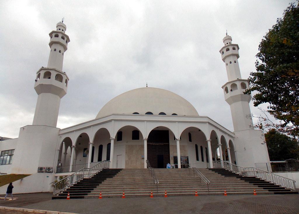 DSCN0909 - Mesquita Omar Ibn Al-Khattab - Paraná - Brasil