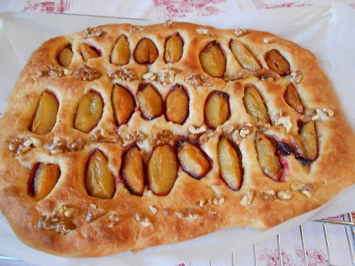 focaccia di susine 00006 | by cheffina2012