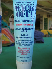 aussi insect repellent!!!! weird   by .guignol.
